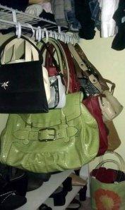 purse storage